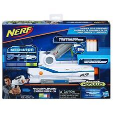 Brand New NERF N-Strike Modulus MEDIATOR BARREL Dart BLASTER