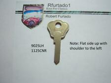 Key Blank for Ford Lincoln Mercury & Willys-Overland Jeep 1939 to 1948 (1125CNR)