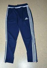 adidas Tiro15 Training Pant Trainingshose lang blau Gr M