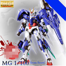 Daban Gundam model 1:100 MG 00 Seven Sword / G  6604  Master Grade Assembly Kits