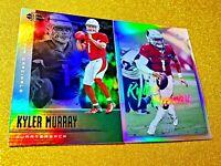2019 Panini Kyler Murray Rookie Luminance RC 201 Silver Illusions Emerald QTY 10