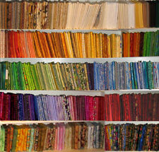 24 Half Yard  Bundle in all different shades of colors - 100% Cotton