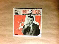 CD RARE / RANGEZ LES FLINGUES / BO DE FILMS NOIRS FRANCAIS / TRES BON ETAT