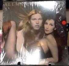 GREGG ALLMAN & CHER Two The Hard Way Album Released 1977 LP Vinyl/Record  Collec
