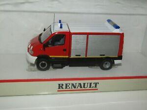 NOREV 1/43 RENAULT Mascott Pompiers VSR