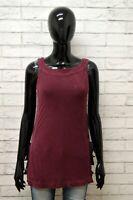 Maglia LIU JO Donna Taglia Size 42 Maglietta Vestitino Blusa Shirt Woman Slim
