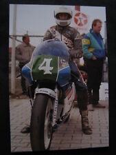 Photo Docshop Honda RS250 1987 #4 André Stamsnijder (NED) Kamp. Races Assen #2