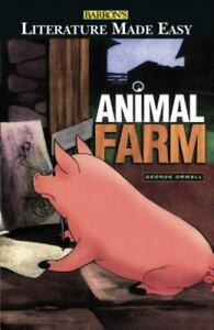 Animal Farm by Tony Buzan; George Orwell; Lona MacGregor