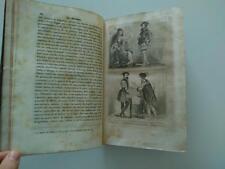 1841 Historia de Francia desde los tiempos más remotos hasta 1839, 22 láminas