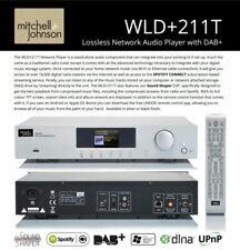 Mitchell & Johnson WLD 211t Lossless network audio player streamer