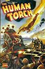 Timely Comics presents THE HUMAN TORCH #5 (1941) Marvel Comics 1999 reprint FINE
