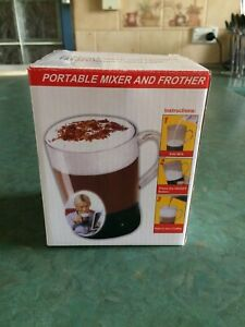 Portable Mixer and Frother