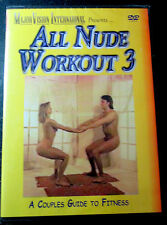 Totally Nude Aerobics Workout #3 - DVD