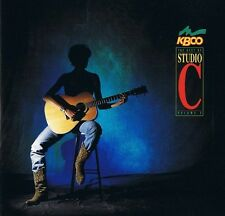 KBCO Live in Studio C Vol 2 Cockburn Amos Loggins Julian Lennon Indigo Sealed!