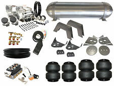 "Air Suspension System 3/8"" Accuair 79-95 Toyota Hilux Pickup Airbag Kit FBSS"