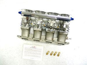 OBX ITB Individual Thorottle Body For Mazda Miata 94-97 1.8L