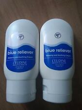 2 pack L`eudine Leudine Blue Reliever Pain Cream Bones and Joints new!