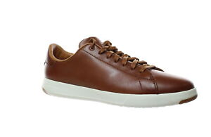 Cole Haan Mens Grandpro Tennis Brown Fashion Sneaker Size 9 (1496412)