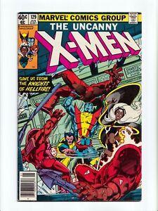 X-Men #129 1st Kitty Pryde Mark Jewelers Insert Variant Marvel Comics 1980 VG/FN