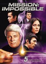 Mission Impossible Complete Fifth Season 5 Five DVD