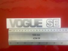 Range Rover VOGUE SE tailgate decal graphic sticker transfer *choice of colours*
