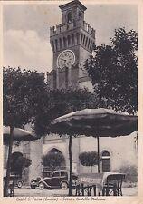 CASTEL S.PIETRO (Bologna) - Torre e Castello Malvezzi 1939