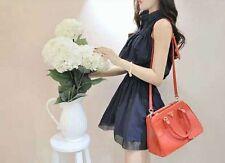 Korean Fashion Ladies Women Clothing Elegant Slim Cut One-piece Dress (L Only)