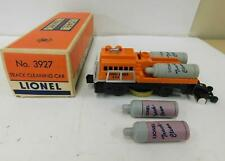 LIONEL 'O' POST-WAR 3927 TRACK CLEANING CAR