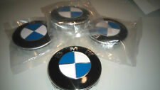 4x BMW Nabendeckel Felgendeckel Nabenkappen Radnabendeckel 68mm NEU 36136783536