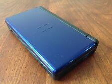 Nintendo Ds Lite Blue Handheld System Console, Bundle