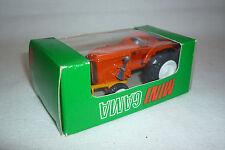 GAMA MINI  - VINTAGE METALLMODELL - 934 - FIAT TRAKTOR - OVP - (GAMA 54)