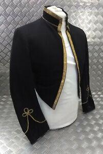 Genuine Vintage British Army Senior Officers Braided Mess Jacket 1972 EBYT465