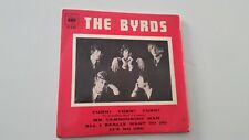 THE BYRDS SUNG BOB DYLAN, PETE SEEGER ISRAELI EP