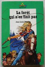 La forêt qui n'en finit pas J L FONCINE & P JOUBERT  Alsatia Signe de Piste 1972