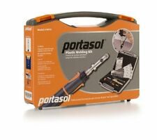 Portasol of Ireland  PP75 Cordless Butane Gas  Plastic Welding Kit 0996811282207