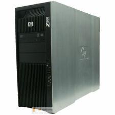 HP Z800 Workstation 2x Xeon X5570 2.93Ghz 48GB 256GB SSD 500GB Radeon DVDRW W10