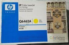 HP COLOR LASER JET 4730  PRINT CARTRIDGE Q6462A YELLOW
