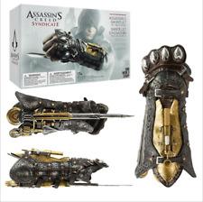 Assassin's Creed6 Ezio Auditore Ezio Hidden Cane Blade Auditore Gauntlet Cosplay