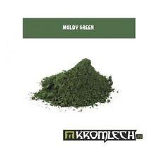 Kromlech BNIB Moldy Green Weathering Powder KRMA014