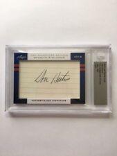 1/1 DON HUTSON PACKERS HOF Cut Autograph 2012 Leaf Sports Icons