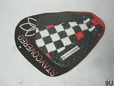 Staycovered Surfboard Traction Pad Finish Line Checker Pattern