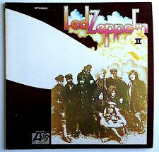 LED ZEPPELIN - Led Zeppelin II - Vinyl LP 1977 Atlantic  SD 19127 Rock British