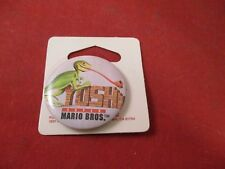 Super Mario Bros. Movie Yoshi Promotional Button Pin Back Promo 1993 #CB1