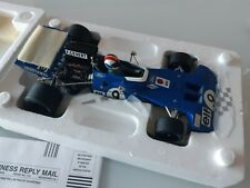 Woo Exoto 1/18 Scale Tyrrell Ford 003 #9 F. Cevert 1971