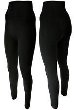 Damen Strechhose Leggings Korsett Schnürung High Waist Pants Treggings Skinny