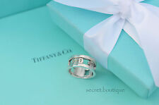 AUTHENTIC Tiffany & Co. 1837 Elements Ring Size 4.5 (#663)