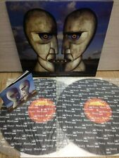 Pink Floyd The Division Bell 1994 Korea 2 LP Vinyl Gatefold No Barcode 24p Book