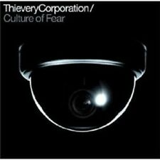 THIEVERY CORPORATION - CULTURE OF FEAR CD 13 TRACKS NEU
