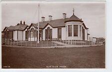 GOLF CLUB HOUSE, ELIE: Fife postcard (C6958).