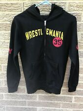 WWE Wrestlemania 35 Hoodie - Size Youth Med(NY/NJ)